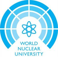 world nuclear university logo